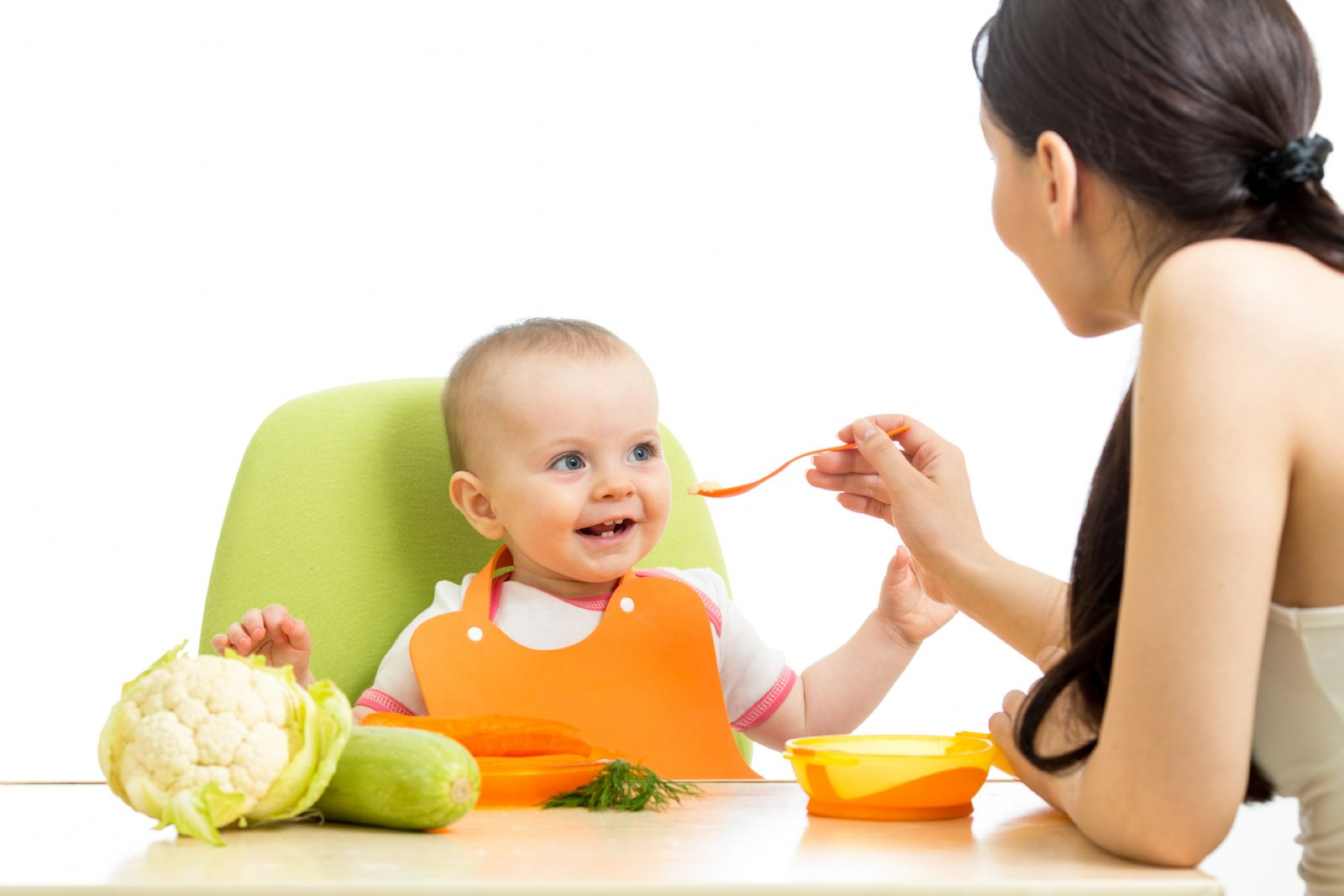 Питание детей раннего возраста от 0 до 2 лет