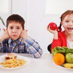 Общие принципы питания детей дошкольного и школьного возраста