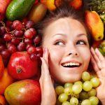Питание и кожа