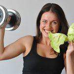 Сочетание режима тренировок и питания